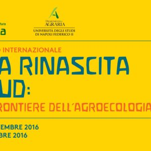 XXXIV convegno 2016  Napoli 10 11 e 12 novembre