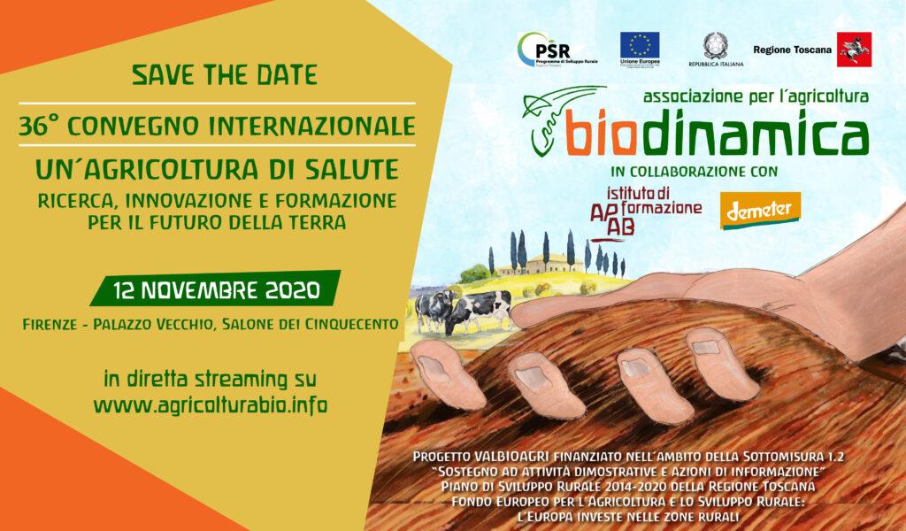 I convegni dell'Associazione per l'Agricoltura Biodinamica - I convegni